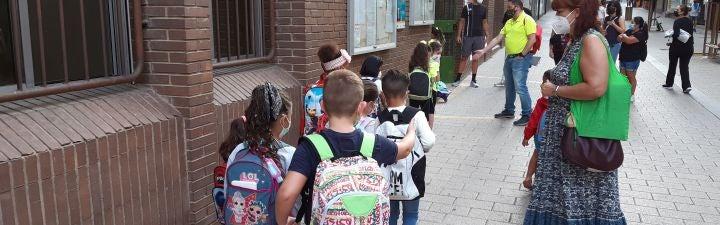 ¿Comparte que se limite el acceso a centros escolares de alumnos sin mascarilla?