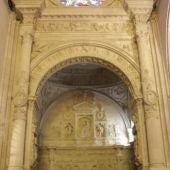 El arco de Jamete de la Catedral de Cuenca, en la Lista Roja de Hispania Nostra