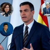 Estos son los ministros cesados por Pedro Sánchez que han pedido una indemnización