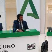Juan Marín, vicepresidente de la Junta de Andalucía, en 'Más de uno' desde Sevilla