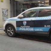 Coche Policía Local Valdepeñas