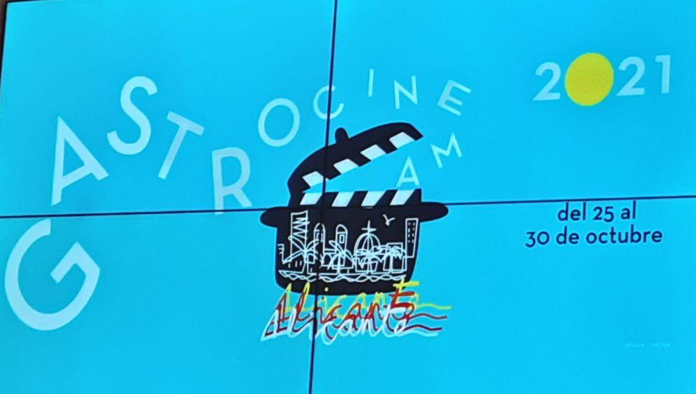 Cartel de Gasto Cine de Javier Crespo