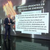 Vicente Vallés destapa la trampa de las medidas del gobierno para rebajar el recibo de la luz.