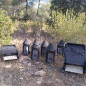 Las Pitiusas aumentan las cajas nido para murciélagos para combatir plagas