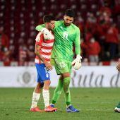 Granada CF-Betis: Los béticos ganan en los Cármenes