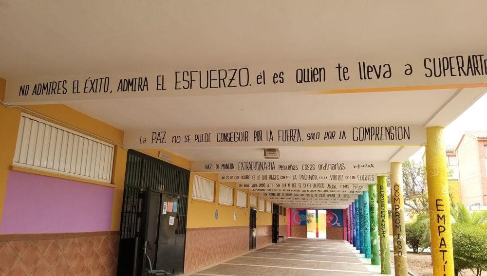 Colegio Público Menéndez Pidal de Sevilla