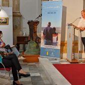 Presentación del programa en el Centro Cultural San José