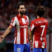 El Atlético se salva ante un correoso Oporto