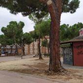 Parque de San Isidro en Alcalá de Henares