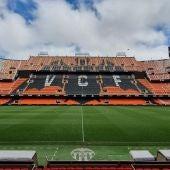 Habrá ambientazo en Mestalla ante el Real Madrid