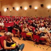 Asamblea de trabajadores de Florette