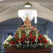 """La """"No Feria! va tocando a su fin y la Virgen de  La Virgen de Los Llanos será trasladada este viernes al Ayuntamiento"""