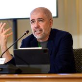 El secretario general de CCOO, Unai Sordo, en una fotografía de archivo
