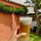 Cóctel de cerveza de Robin Food