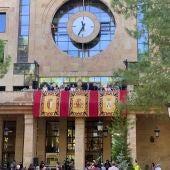La Virgen de Los Llanos ya está en el Ayuntamiento de Albacete