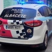 Vehículo de Policía Local Albacete