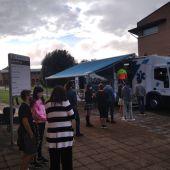 Vacunación sin cita en el campus de Gijón