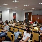 Ya está en marcha el programa Frater  en el Campus de Albacete con un taller sobre inteligencia emocional