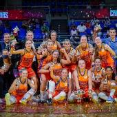 Valencia Basket campeón Supercopa femenina 2021