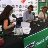 Luz Sigüenza entrevista a Carlos Mazón y María Gómez