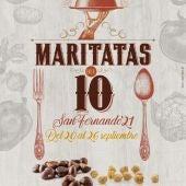 Cartel de las 'Maritatas' de San Fernando