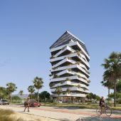 Proyecto de viviendas de lujo en Málaga