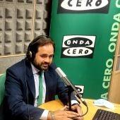 Francisco Núñez, presidente del PP en CLM