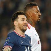 Messi: primera lesión en el PSG