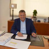 Telomo Martin,alcalde de Sanxenxo
