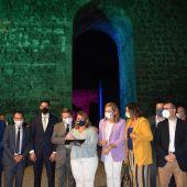 Las murallas de Talavera ya cuentan con iluminación artística