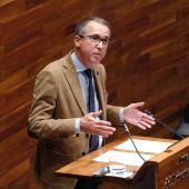 Consejero de Salud del Principado,  Pablo Fernández