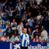 Raúl de Tomás, delantero del RCD Espanyol