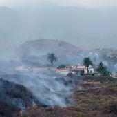 Así quedará la isla de La Palma tras la 'muralla' levantada por la erupción del volcán