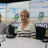 Blanca Portillo y Maixabel Lasa en 'Más de uno'