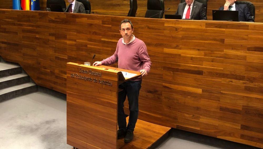 Fracasa la petición de IU en moratoria para eolicos.