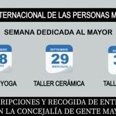 Torrevieja conmemora con varias actividades el dia internacional de las personas mayores