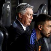 "Ancelotti: ""Este equipo tiene pelotas"""