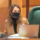 La consejera de Hacienda, María Navarro, ha dado esta semana los datos sobre las bonificaciones de 2021