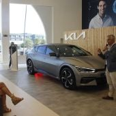 RUEDATUR presenta el nuevo modelo KIA EV6 100% eléctrico