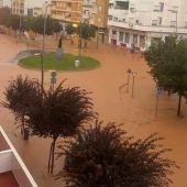 Alerta roja en Tierra de Barros y sur de la provincia de Badajoz