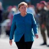 Ángela Merkel, canciller alemania