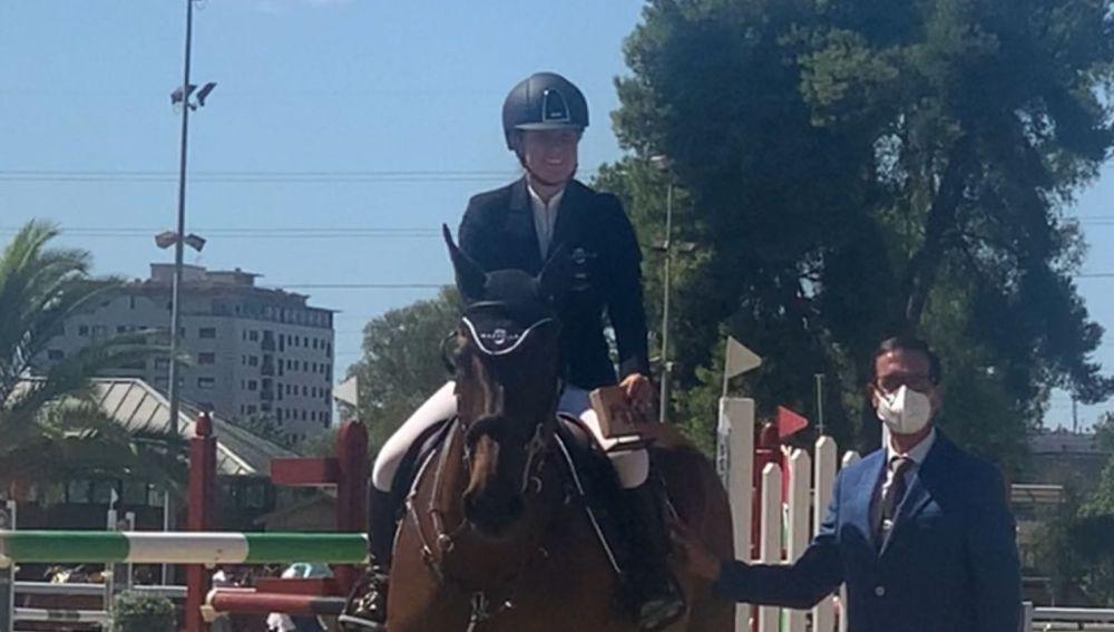 Marta Mesa logra el título en Pineda