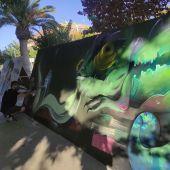 Pilar de la Horadada con la Concejalía de Juventud llevó a cabo el evento de arte y cultura urbana, Horadada Urban Day