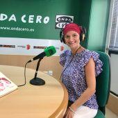 Olga Avellán, autora de 'Mi mamá no tiene pelo'