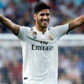 El Mallorca no puede con el Madrid ni con Asensio