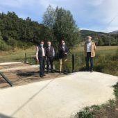 La Junta financia con 47.600 euros las obras de mejora de caminos rurales en La Pernía