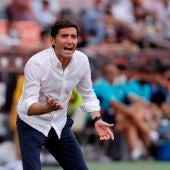 Marcelino, entrenador del Athletic