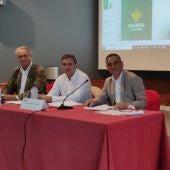 Los instrumentos financieros y la fiscalidad centraron hoy los Encuentros en Ponga