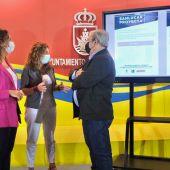 Presentación de la campaña Sanlúcar Proyecta en el Ayuntamiento de Sanlúcar