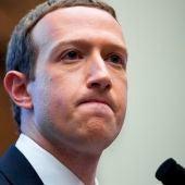 Fotografía de archivo del presidente y CEO de Facebook, Mark Zuckerberg.